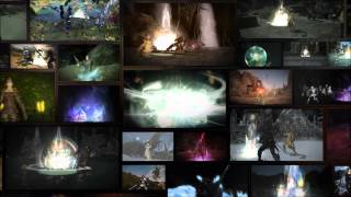 FINAL FANTASY XIV TVCM Million Visions