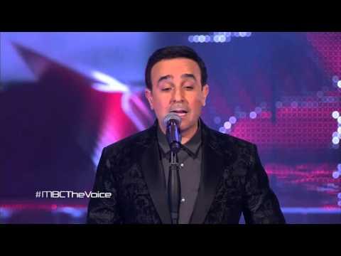 """صابر الرباعي يطلق أغنيته الخليجية """"يسعدلي هالطلة"""" في نهائي The Voice"""