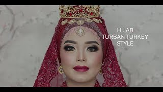 Video TUTORIAL HIJAB TURBAN TURKEY STYLE MP3, 3GP, MP4, WEBM, AVI, FLV Januari 2019