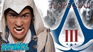 ULTIMATE ASSASSIN'S CREED 3 SONG - ¡ESPAÑOL! [Music Video]