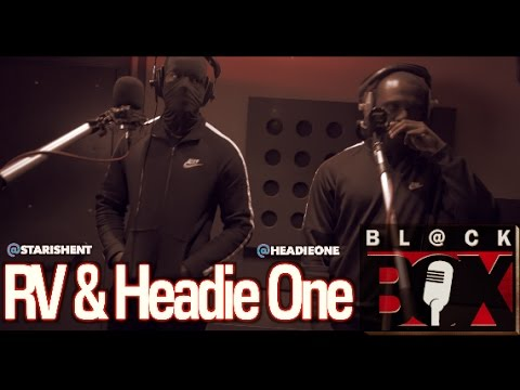 RV & Headie One | BL@CKBOX |