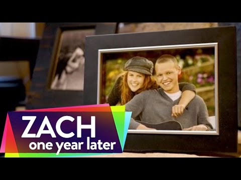 Zach Sobeich, One Year Later   My Last Days