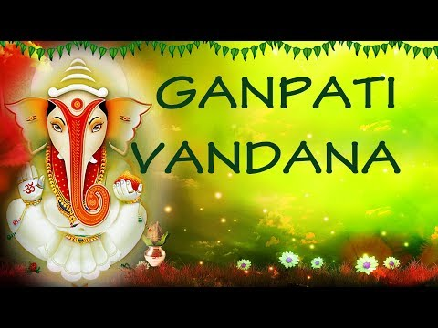 Video Ganpati Vandana I Superhit Ganesh Bhajans I Anuradha Paudwal I Hemant Chauhan I Ravindra Sathe download in MP3, 3GP, MP4, WEBM, AVI, FLV January 2017
