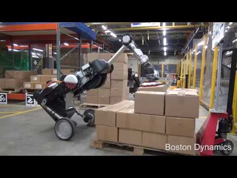 Boston Dynamics's Robot Worker