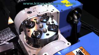 Kitagawa TT182 Rotary Table with Zero Point Top Tooling