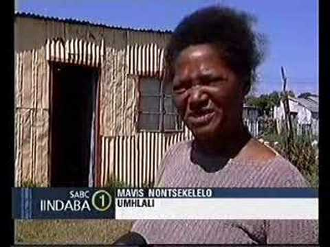 Jacqui Schmidt and Mavis Nontsekelelo on the News in Xhosa