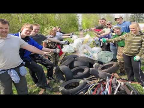 World Cleanup 2012. Summary video by Let's Do It! World