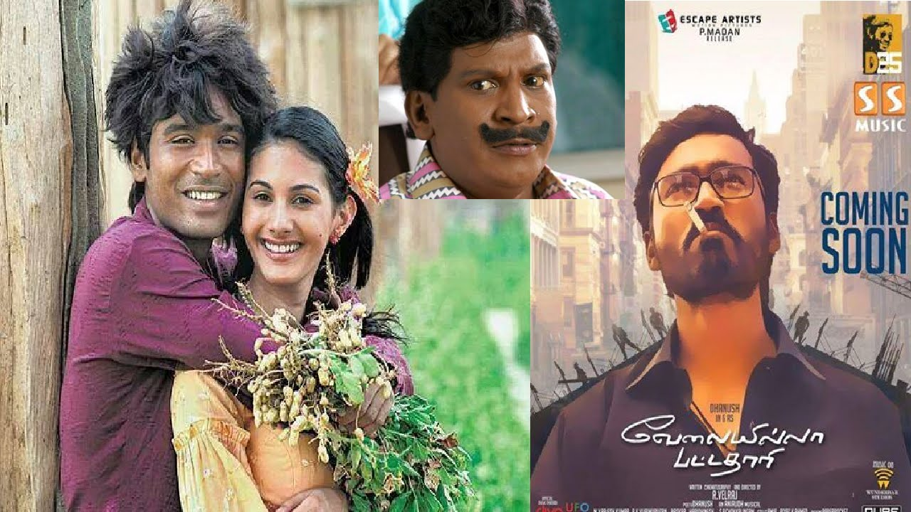 ANEGAN DHANUSH'S VIP FUNNY MISTAKES – LEGENDARY TRAILER| ANEGAN | DHANUSH | AMALA PAUL