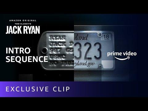 Jack Ryan Season 2 Title Sequence | Prime Video