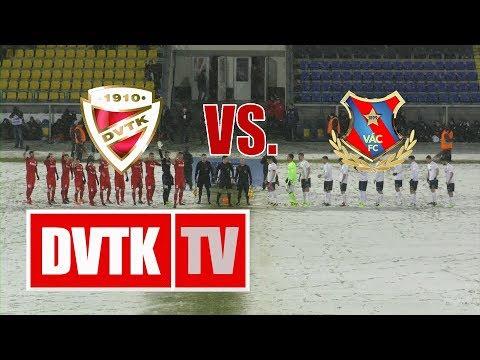 9. forduló: DVTK - Vác 2-0 (1-0)