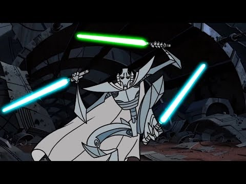 General Grievous 1st Appearance - Star Wars: Clone Wars