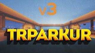 TRParkur v3!!  Minecraft Haritaları