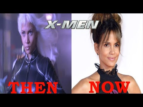 X-Men (2000) Cast: Then and Now ★2019★