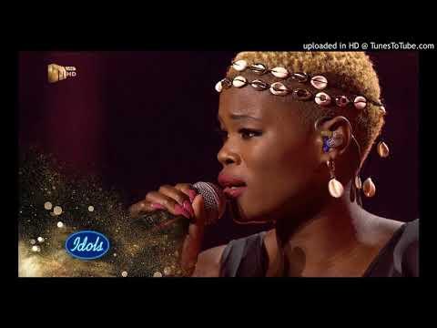 Virginia - Themba Idols Perfomance