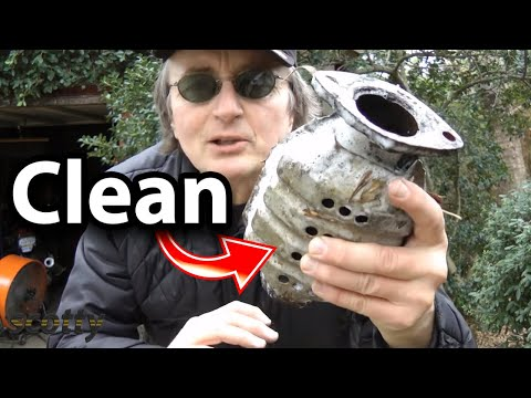 Video How to Clean Your Car's Catalytic Converter using Lacquer Thinner download in MP3, 3GP, MP4, WEBM, AVI, FLV January 2017
