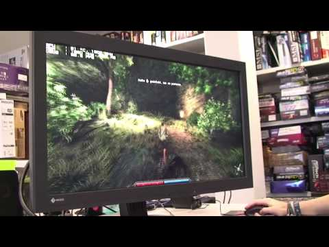 Risen in 4k/UHD - Vollversion in PC Games Hardware 04/2013 [PCGH]