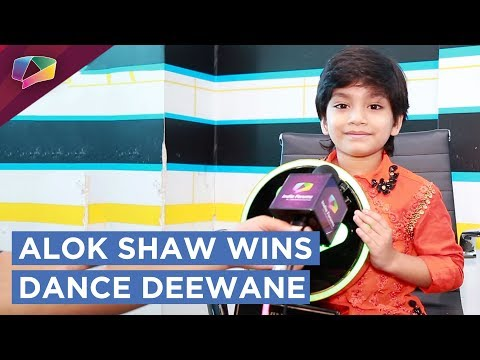 Dance Deewane's Winner | Alok Shaw's Exclusive