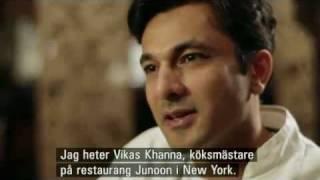 Niklas Mat  Show at Junoon with Vikas Khanna