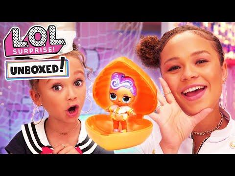 Ahoy! It's Bubbly Surprise!! UNBOXED! | Season 4 Episode 2 | LOL Surprise!