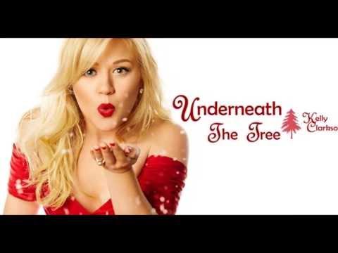 Kelly Clarkson - Underneath The Tree - Lyrics
