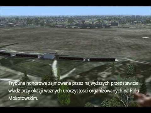 Najstarsze lotnisko w Polsce - Mokotów