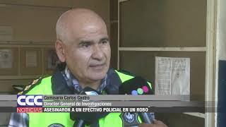 Comisario Carlos Castro