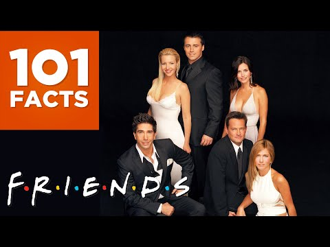 101 Facts About Friends