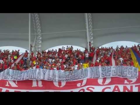 OOHH  QUE SE VAYAN TODOS PROTESTA BARON ROJO SUR. AMERICA 4 VS UNION MAGDALENA 1 - Baron Rojo Sur - América de Cáli