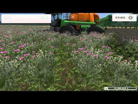 Multi sprayer herbicide Mod v2.1