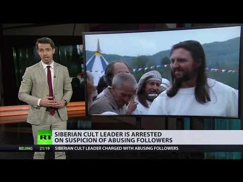 'Jezus van Siberië,' sekteleider 'Vissarion' gevonden in bezit van wapens, geld, sieraden en speelgoed voor volwassenen tijdens politie-inval