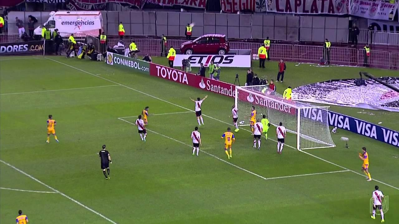 River Plate 3×0 Tigres – Copa Libertadores 2015 – Final