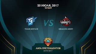 TJ vs DA - Неделя 4 День 1 Игра 2 / LCL