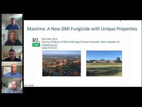 Dr. Rick Latin Maxtima Webinar