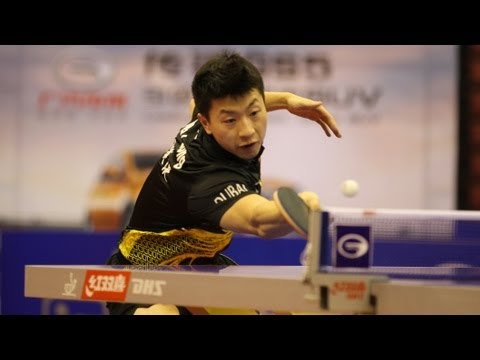Long - Review all the highlights from the Ma Long vs Wang Hao Men's Singles Finals match from the ITTF 2013 World Tour (Super Series) China Open in Changchun, China...