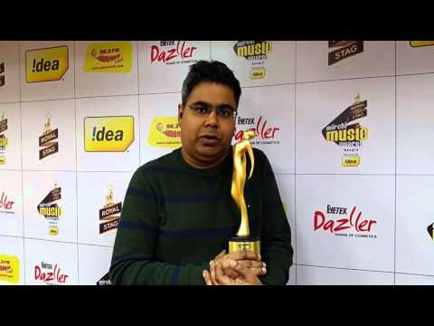 Sneak Peek - RJ Mir on the Royal Stag Mirchi Music Awards Bangla powered by Idea