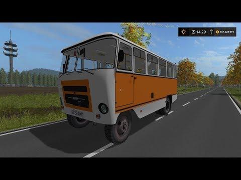 Kubanec Bus v1.0