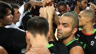 Tony Parker - Game Day in France