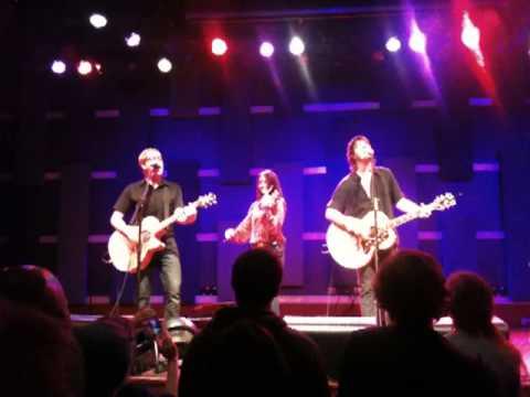 Rhett Miller, Cliff Hillis & Shelley Weiss-