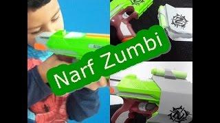 Narf Zumbi - Oi Amores tudo bem hoje trago pra vocês a mais nova paixão do meu filho Narf espero que gostem não esqueçam de se inscrever no canal bjs