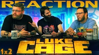 Nonton Luke Cage 1x2 Reaction   Film Subtitle Indonesia Streaming Movie Download