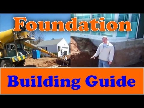 How to Build a Foundation from Start to Finish DIY Guide