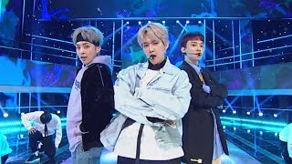 《EMOTIONAL》 EXO-CBX(첸백시) - 花요일(Blooming Day) @인기가요 Inkigayo 20180422