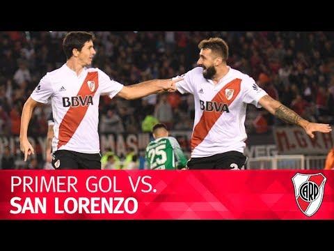 Gol de Ignacio Fernández vs. San Lorenzo