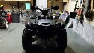 10. 2R Racing Tip Yamaha Kodiak 700