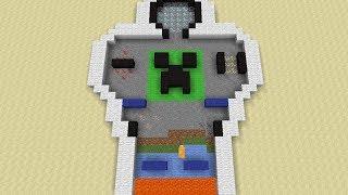 Pinball in Minecraft