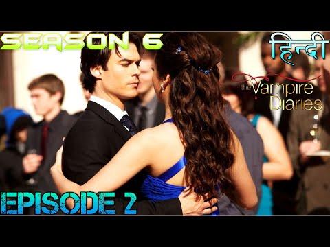 The Vampire Diaries Season 6 Episode 2 Explained Hindi  वैम्पायर डायरीज ELENA'S  BREAKDOWN FOR DAMON