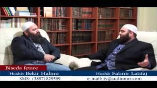 Haxhi Hamza i Mitrovicës - Hoxhë Bekir Halimi dhe Hoxhë Fatmir Latifi