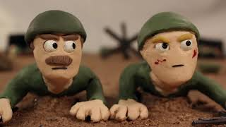 Video World War 2 - D-Day (Claymation) MP3, 3GP, MP4, WEBM, AVI, FLV Mei 2019
