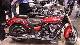 10. 2015 Yamaha V-Star 950 - Walkaround - 2014 New York Motorcycle Show