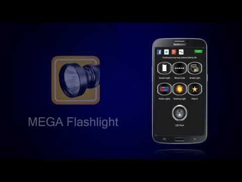 Video of Flashlight - MEGA Flashlight
